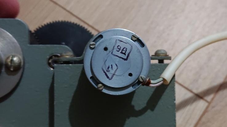 Электродвигатель ДПМ-25-Н1-07Т с клапаном, фото №4