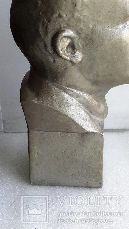 Скульптура Ленин силумин, фото №8