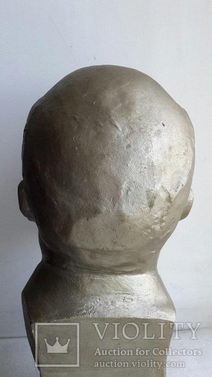Скульптура Ленин силумин, фото №9