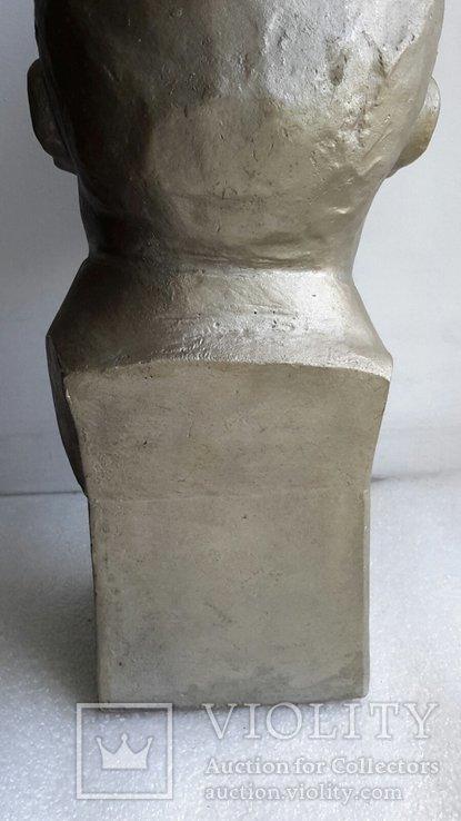 Скульптура Ленин силумин, фото №10