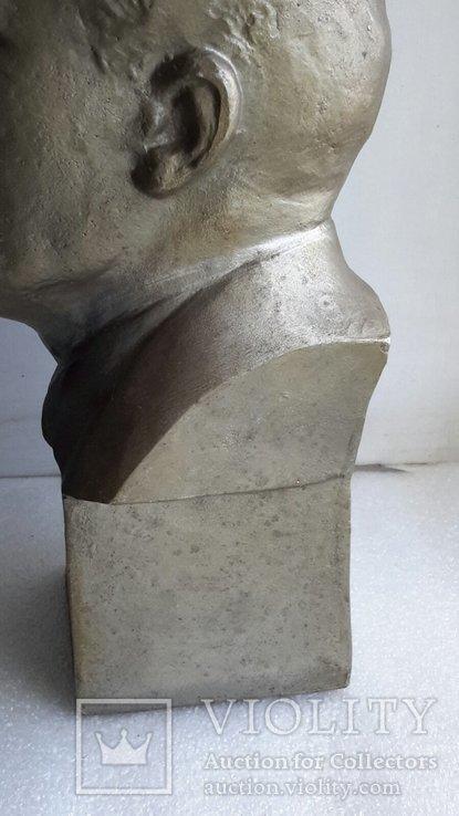 Скульптура Ленин силумин, фото №13