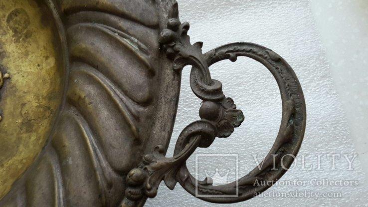 Фруктовница бронзовая Фраже, фото №7