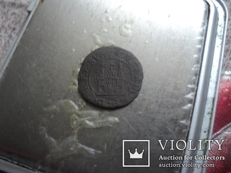 Шеляг 1623 г, фото №2