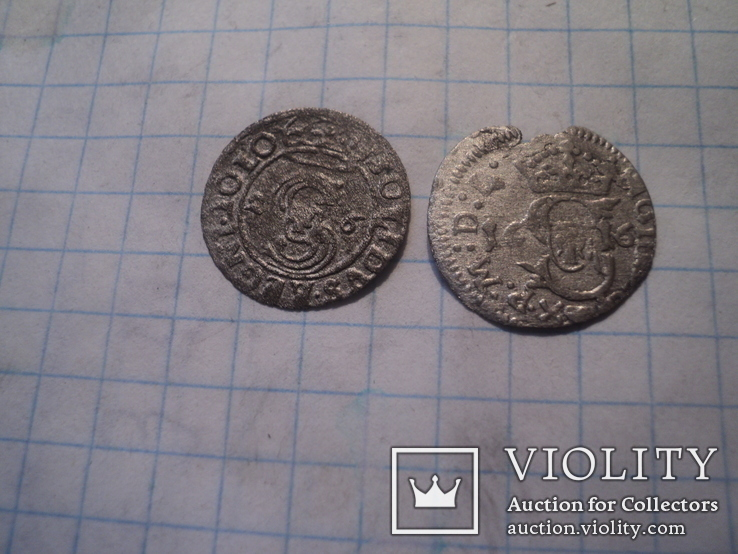 Солиды 1616 ,1626 гг., фото №2