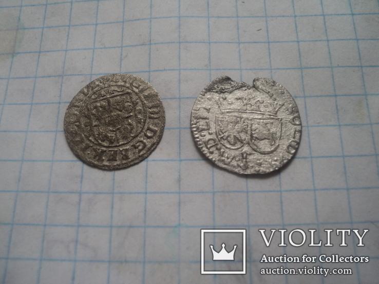 Солиды 1616 ,1626 гг., фото №4