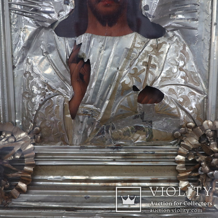 Икона Иисуса Христа, фото №10
