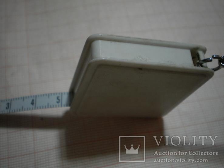 Брелок - рулетка 0,5м., фото №3