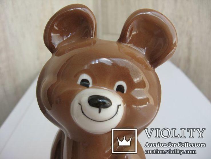 Статуэтка Олимпийский мишка  (Дулево), фото №3