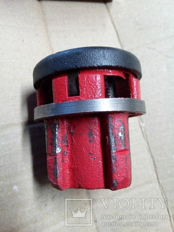 Клуп трубний YATO YT-2919 плашка., фото №5