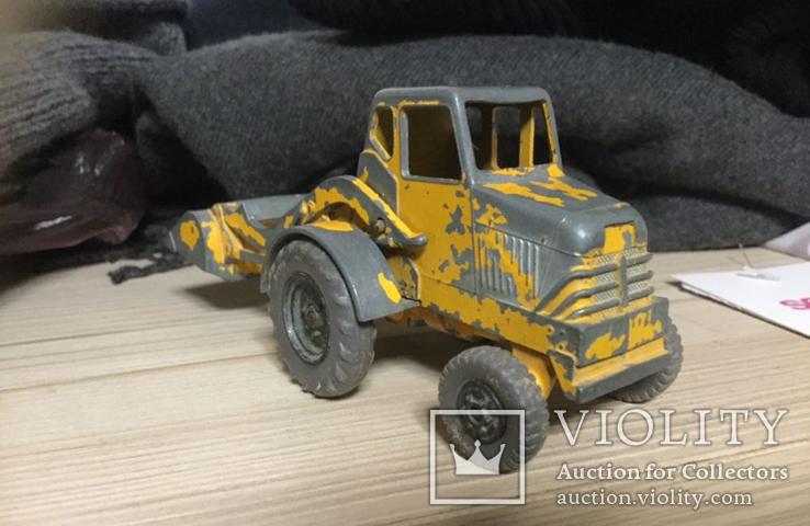 MATCHBOX-LESNEY King Size Weatherill Hydraulic Shovel, No 1, фото №4