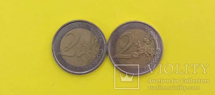 2 Євро 2шт., фото №3