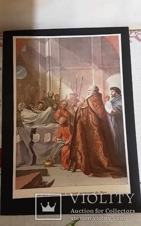Репродукції на релігійну тематику 42 шт., фото №12