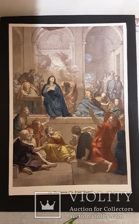 Репродукції на релігійну тематику 42 шт., фото №13