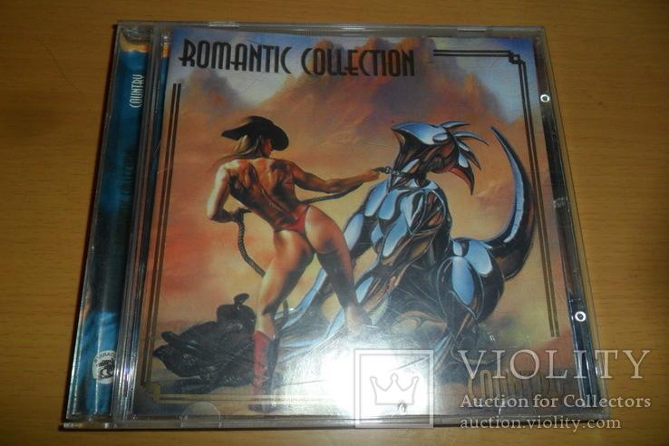 Диск CD сд Romantic collection . Country ., фото №2