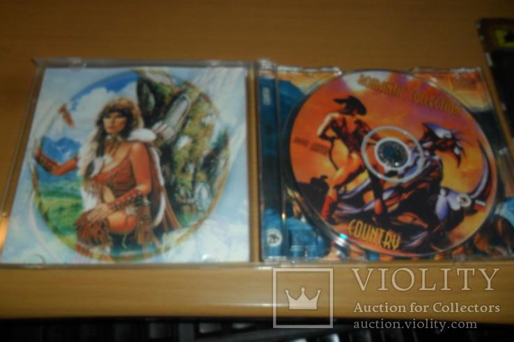 Диск CD сд Romantic collection . Country ., фото №5