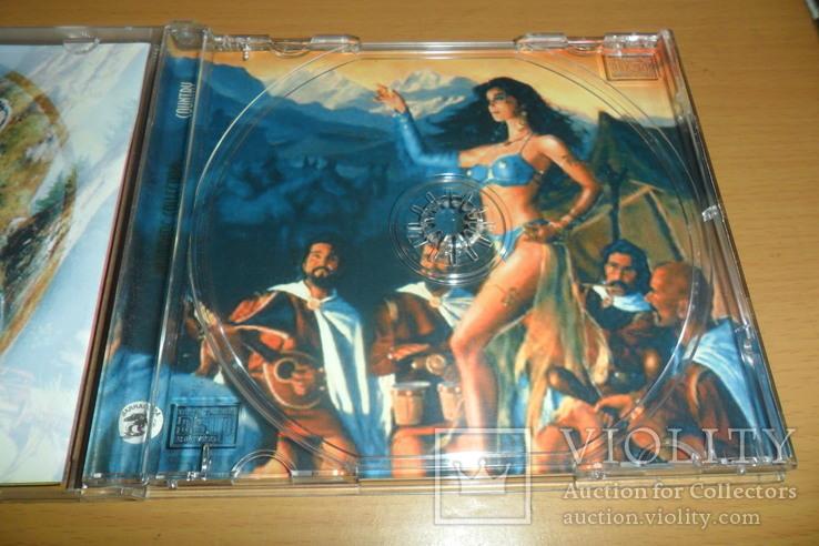 Диск CD сд Romantic collection . Country ., фото №9