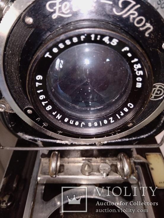 """Фотоаппарат """"Zeiss Ikon"""" со штативом, фото №4"""