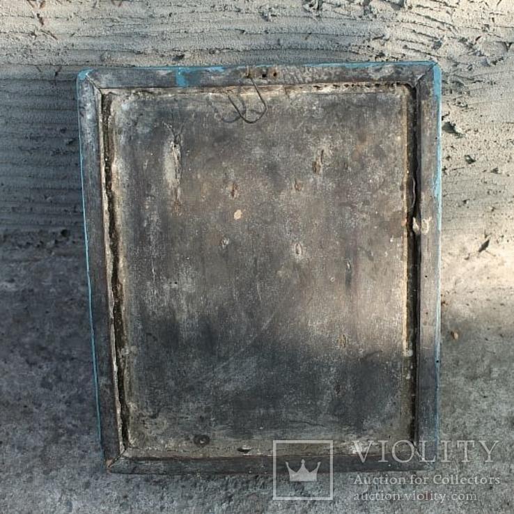 Спас под стеклом (21 на 25 см), фото №12