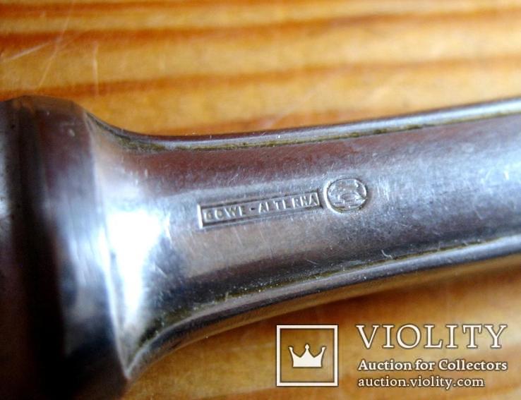 Старовинний фірменний ніж, фото №3