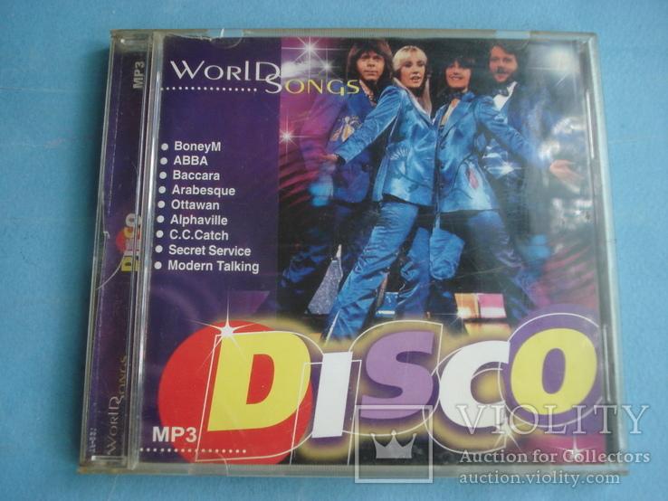 DISCO CD, фото №2