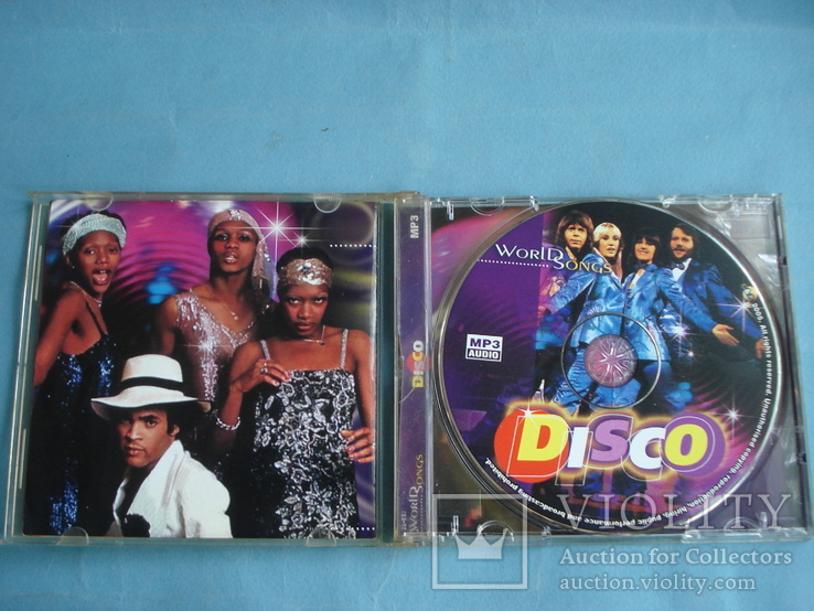 DISCO CD, фото №3