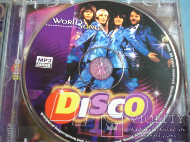 DISCO CD, фото №4
