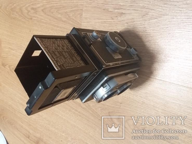 Довоенный фотоаппарат Carl Zeiss, фото №4