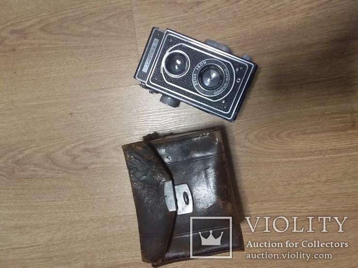 Довоенный фотоаппарат Carl Zeiss, фото №6