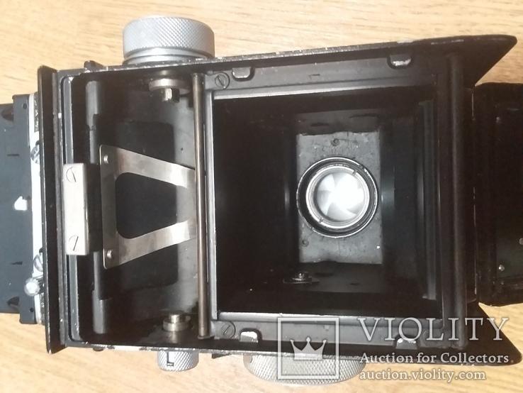Довоенный фотоаппарат Carl Zeiss, фото №7