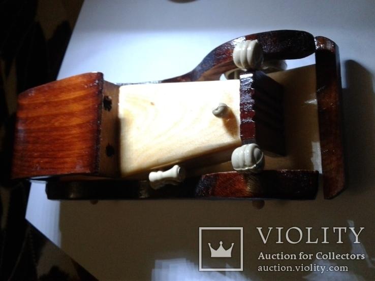 Автомобіль   деревяний, фото №3