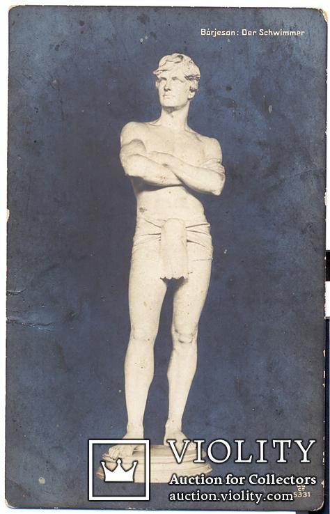 Скульптура Borgeson Schwimmer (Атлет), фото №2