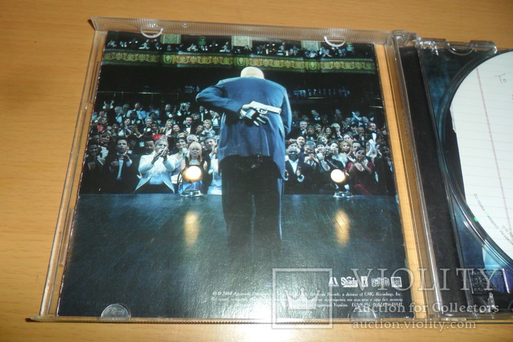 Диск CD сд  Eminem - Encore Эминем, фото №6