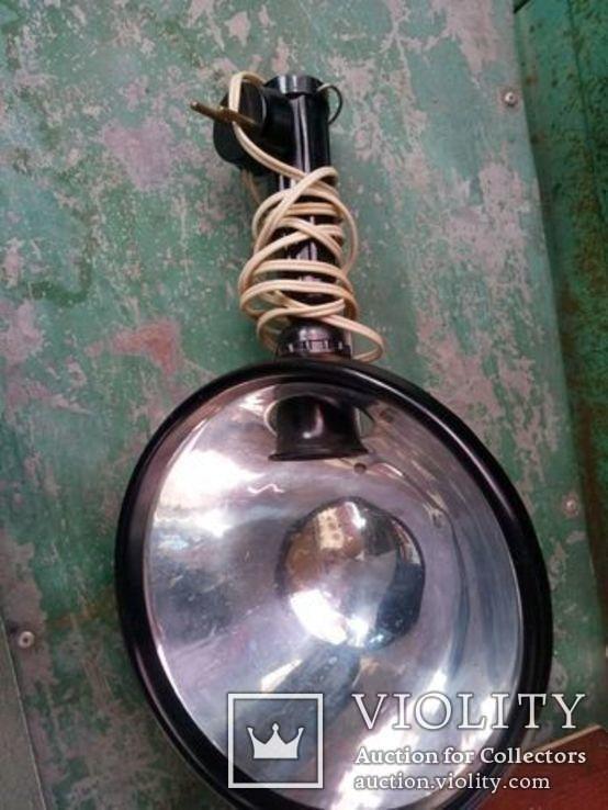 Лампа ультрафиолетовая новая, фото №2