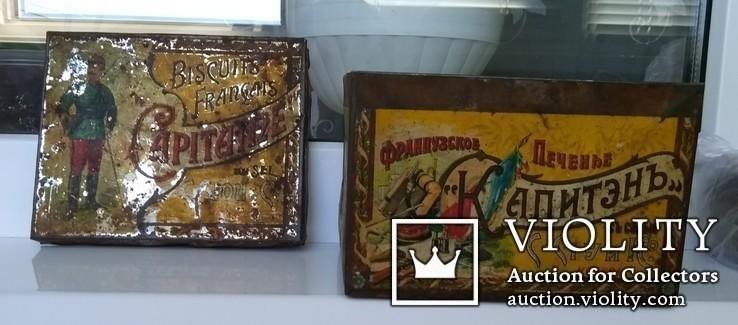 Коробка Французское печенье с солью КАПИТЭНЪ, фото №8