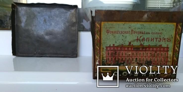 Коробка Французское печенье с солью КАПИТЭНЪ, фото №10