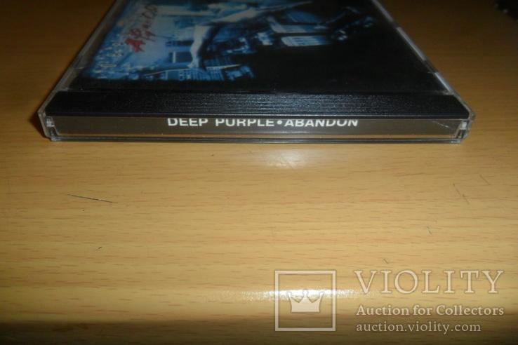 Диск CD сд Deep Purple. Abandon., фото №3