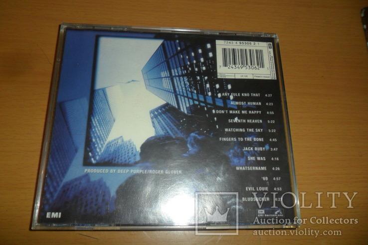 Диск CD сд Deep Purple. Abandon., фото №4