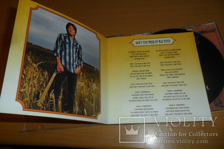 Диск CD сд John Fogerty ‎– Revival, фото №6