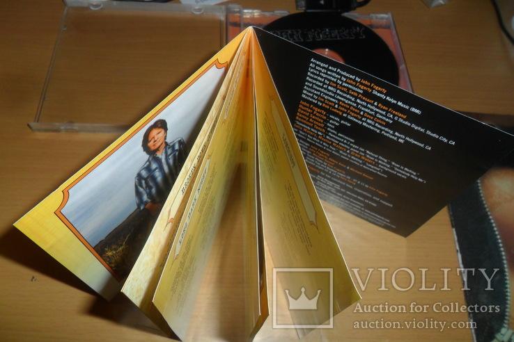 Диск CD сд John Fogerty – Revival, фото №8