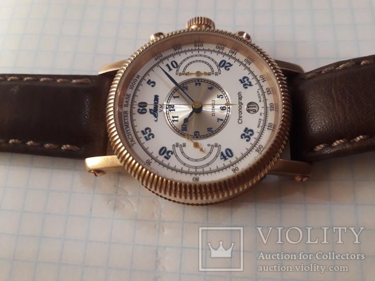 Часы хронограф Buran, фото №4