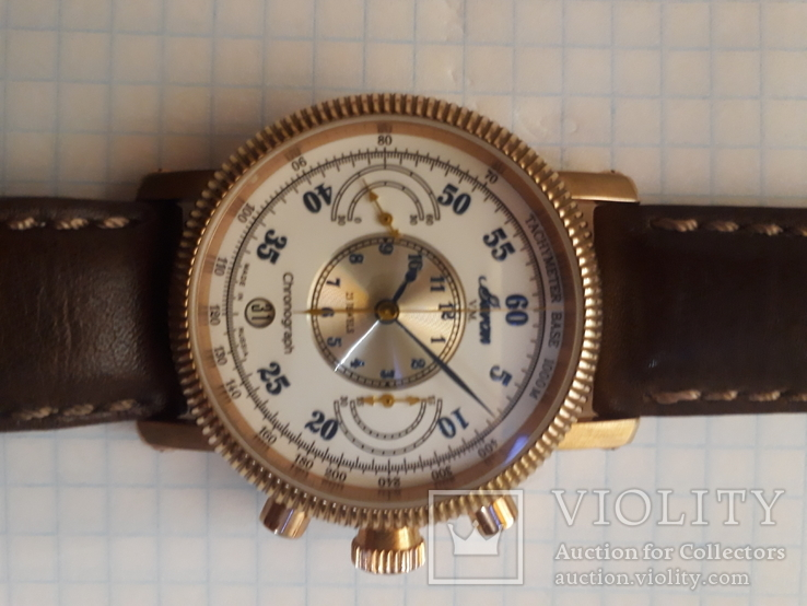 Часы хронограф Buran, фото №5