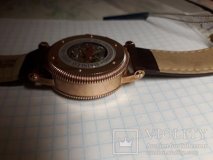 Часы хронограф Buran, фото №8