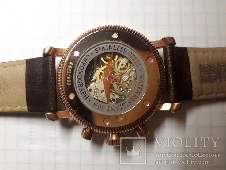 Часы хронограф Buran, фото №9
