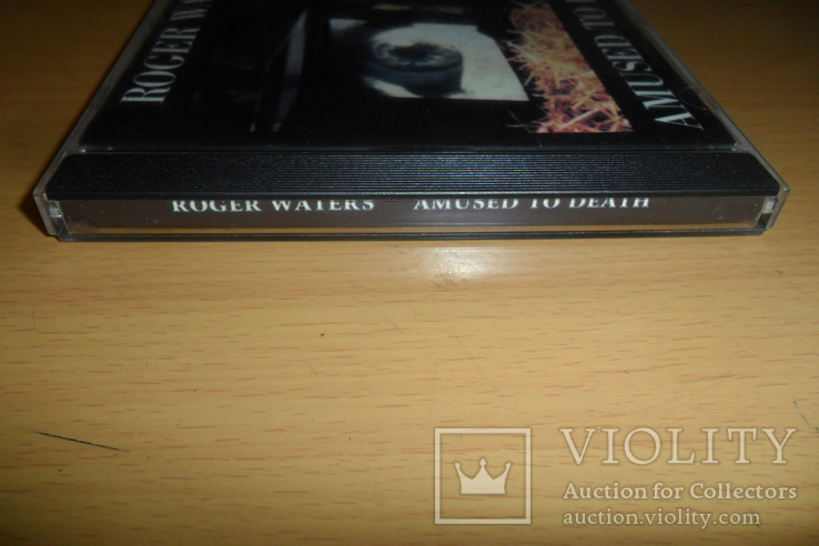 Диск CD сд Roger Waters.Amused To Death., фото №3