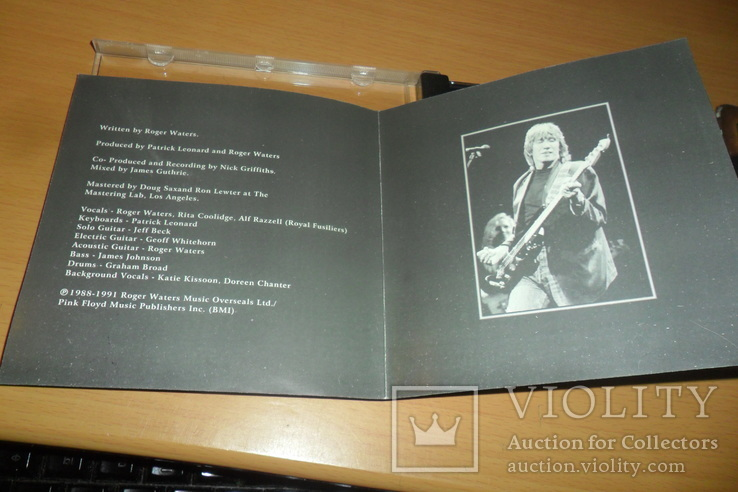 Диск CD сд Roger Waters.Amused To Death., фото №7