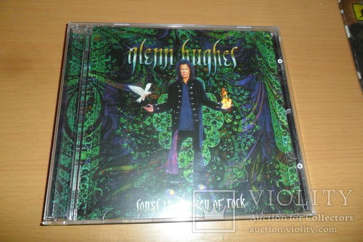 Диск CD сд Glenn Hughes - Songs In The Key Of Rock, фото №2