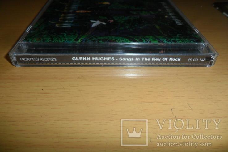 Диск CD сд Glenn Hughes - Songs In The Key Of Rock, фото №3