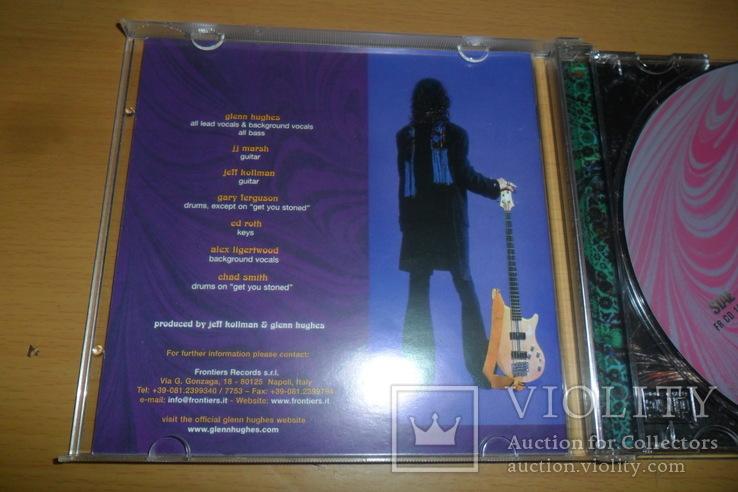 Диск CD сд Glenn Hughes - Songs In The Key Of Rock, фото №6