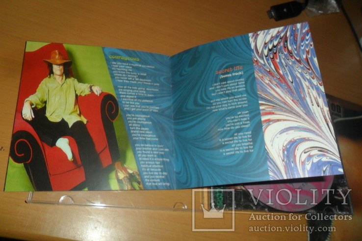 Диск CD сд Glenn Hughes - Songs In The Key Of Rock, фото №8