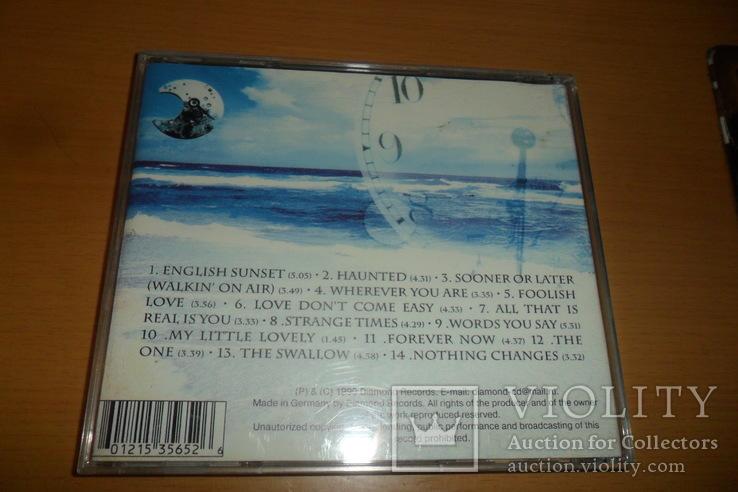 Диск CD сд MOODY BLUES - STRANGE TIMES, фото №4